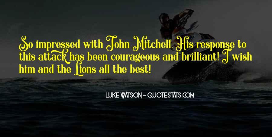 John B Watson Quotes #135908