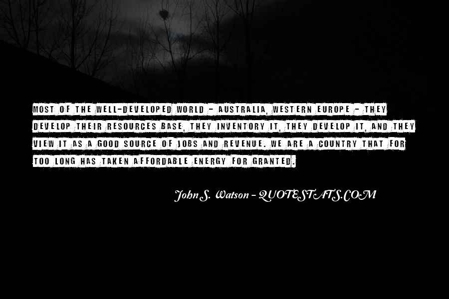 John B Watson Quotes #1663597