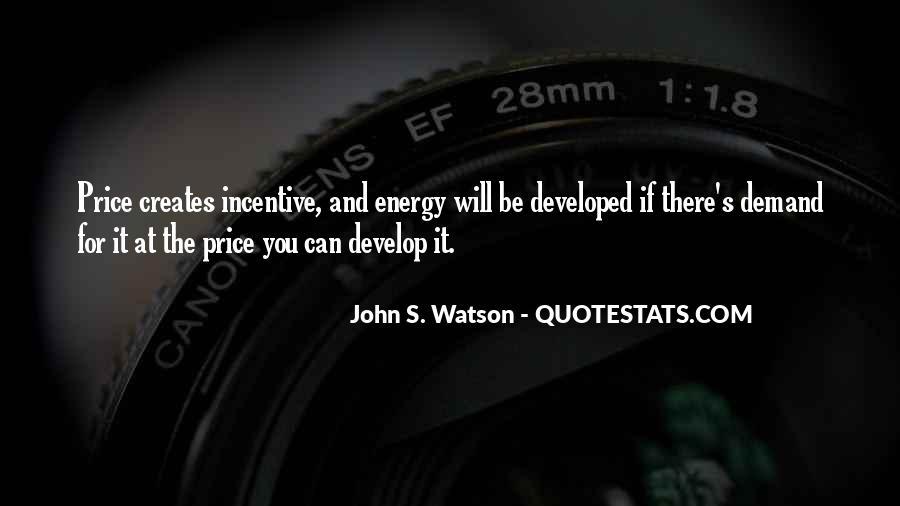 John B Watson Quotes #616945