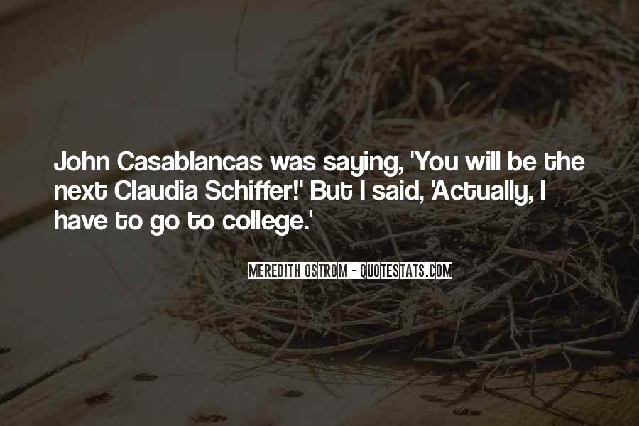 John Casablancas Quotes #1428471