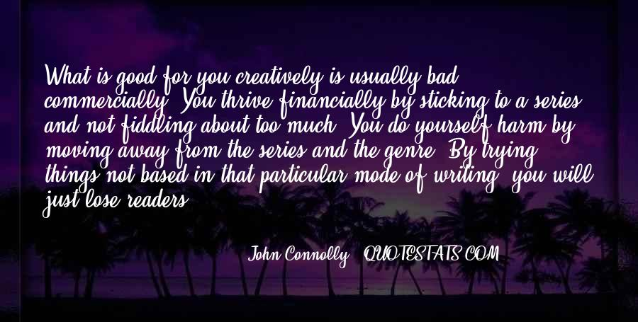 John Connolly Quotes #214731
