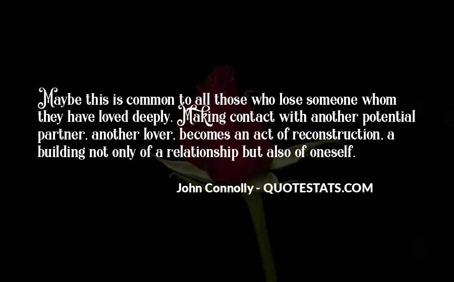 John Connolly Quotes #229417