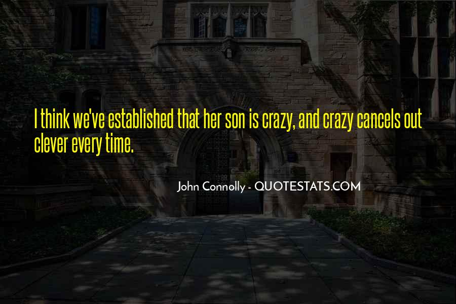 John Connolly Quotes #252684