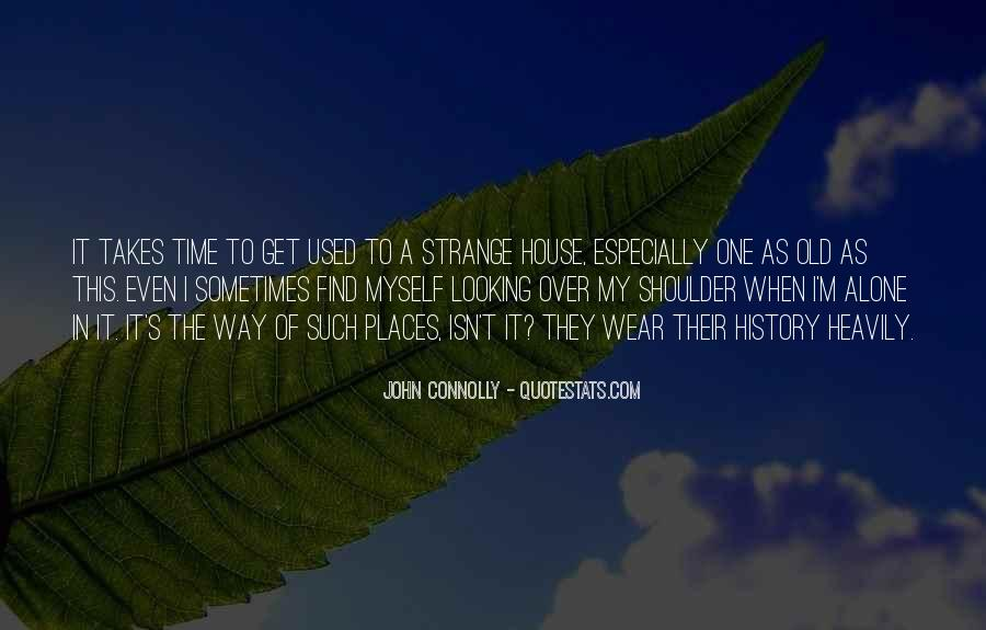 John Connolly Quotes #263675