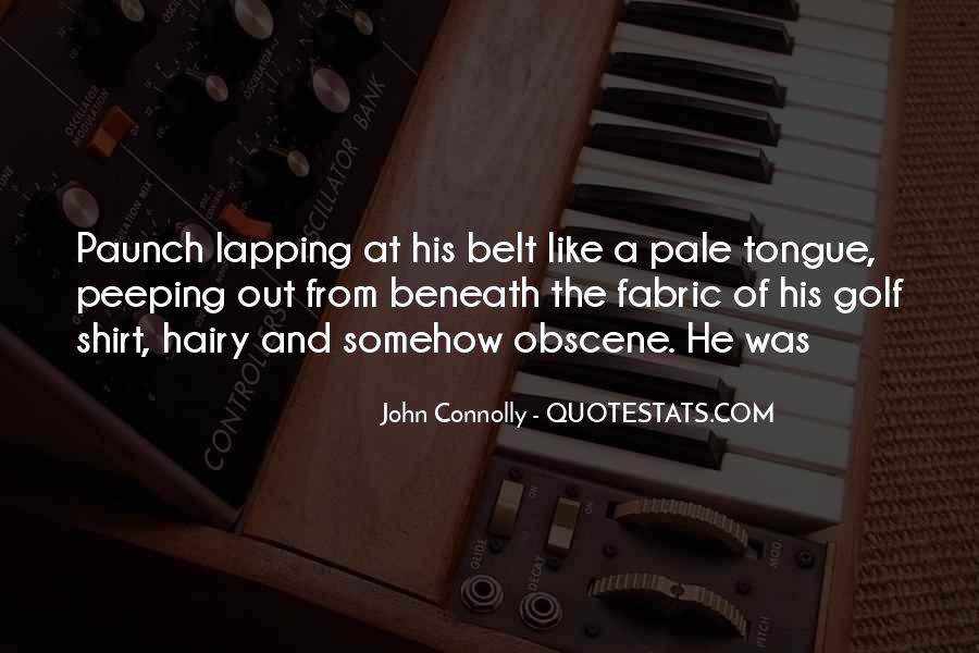 John Connolly Quotes #351127