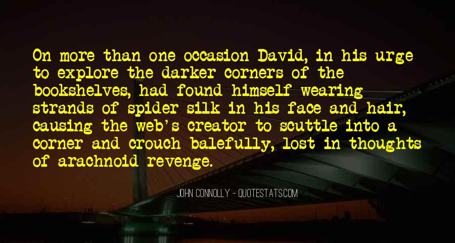 John Connolly Quotes #37640