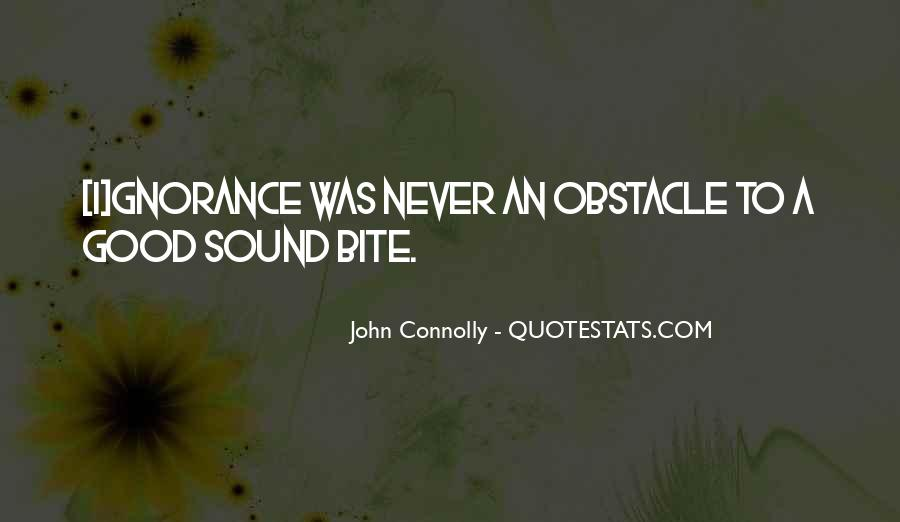 John Connolly Quotes #483747