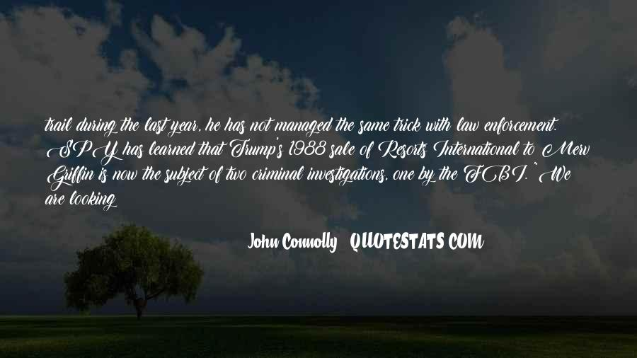 John Connolly Quotes #603085