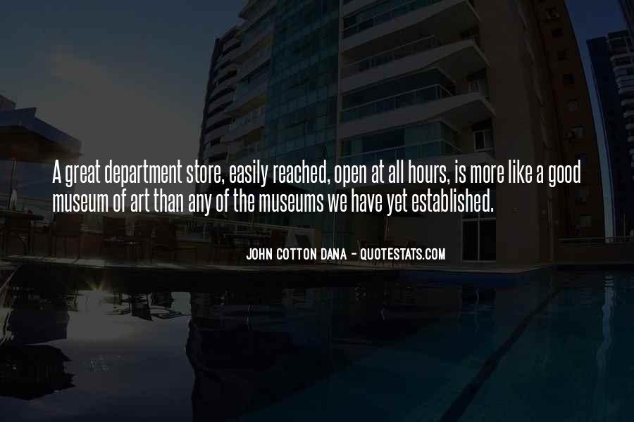 John Cotton Dana Quotes #1706130