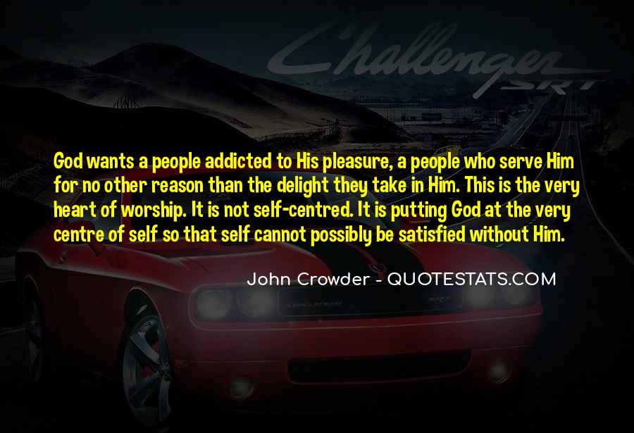 John Crowder Quotes #1261186