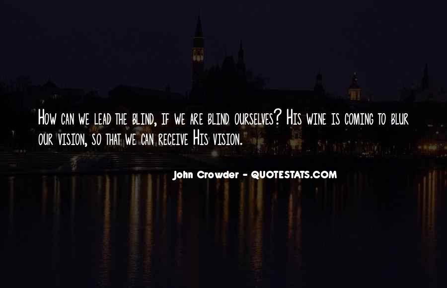 John Crowder Quotes #1769209