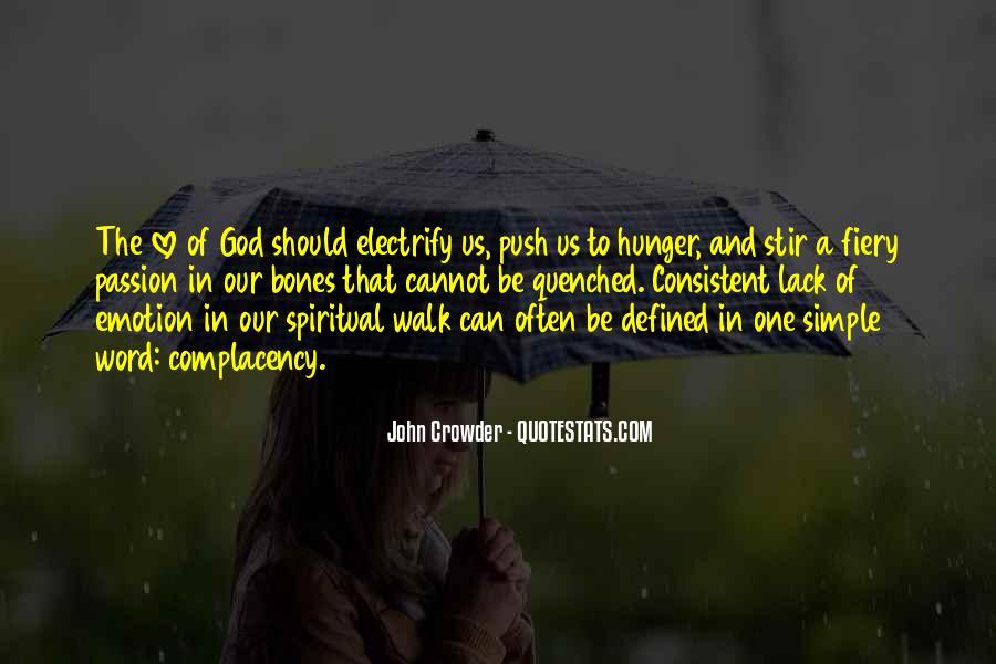 John Crowder Quotes #187050