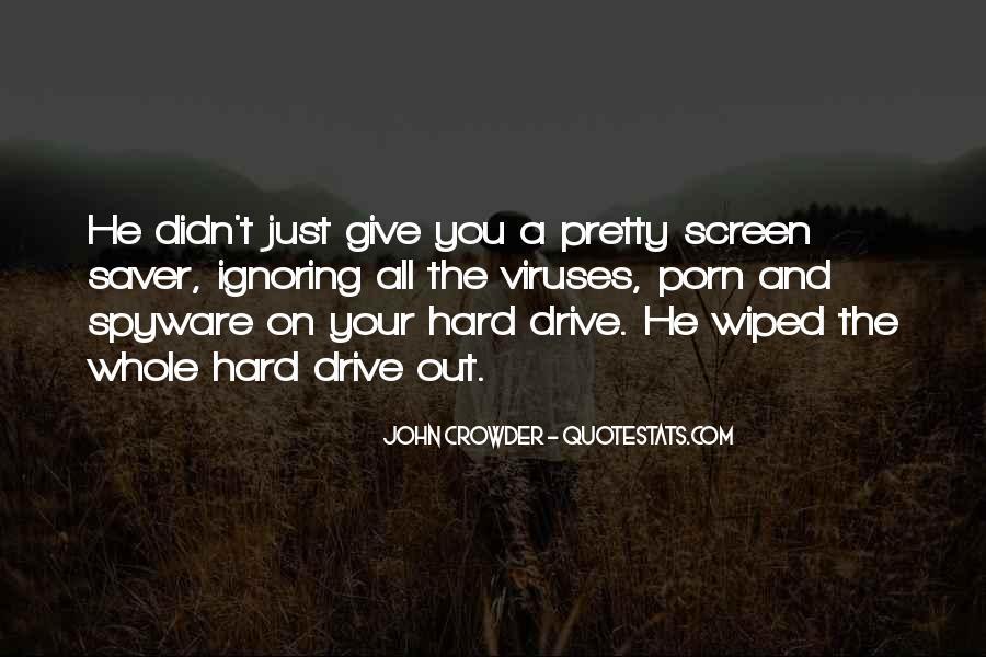 John Crowder Quotes #283811