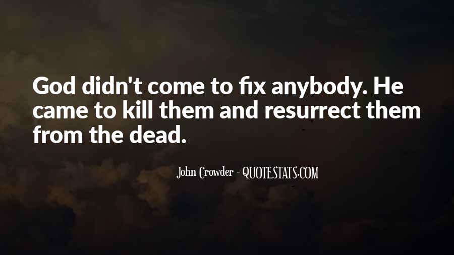 John Crowder Quotes #740011