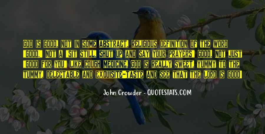 John Crowder Quotes #769376