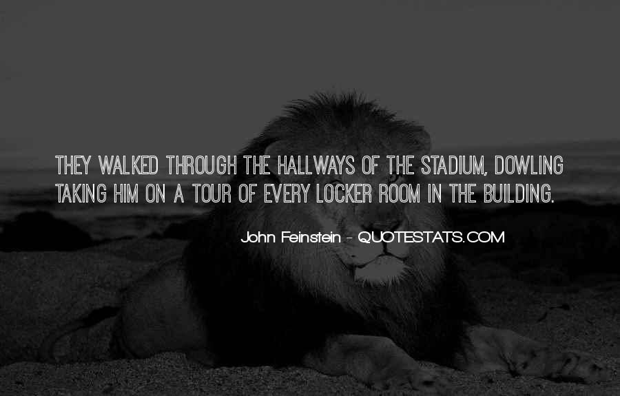John Feinstein Quotes #1389410