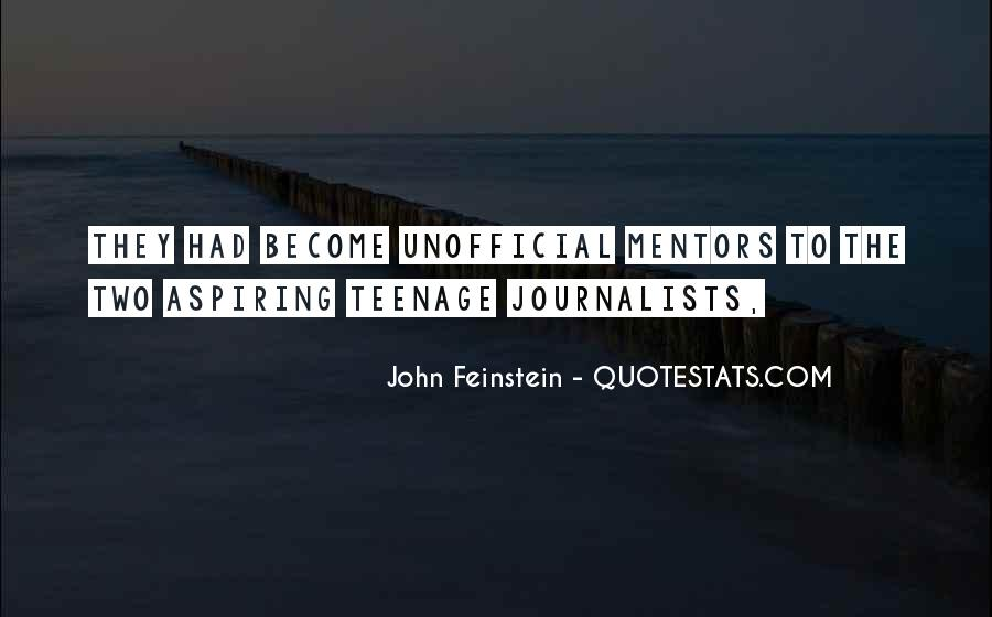 John Feinstein Quotes #217262