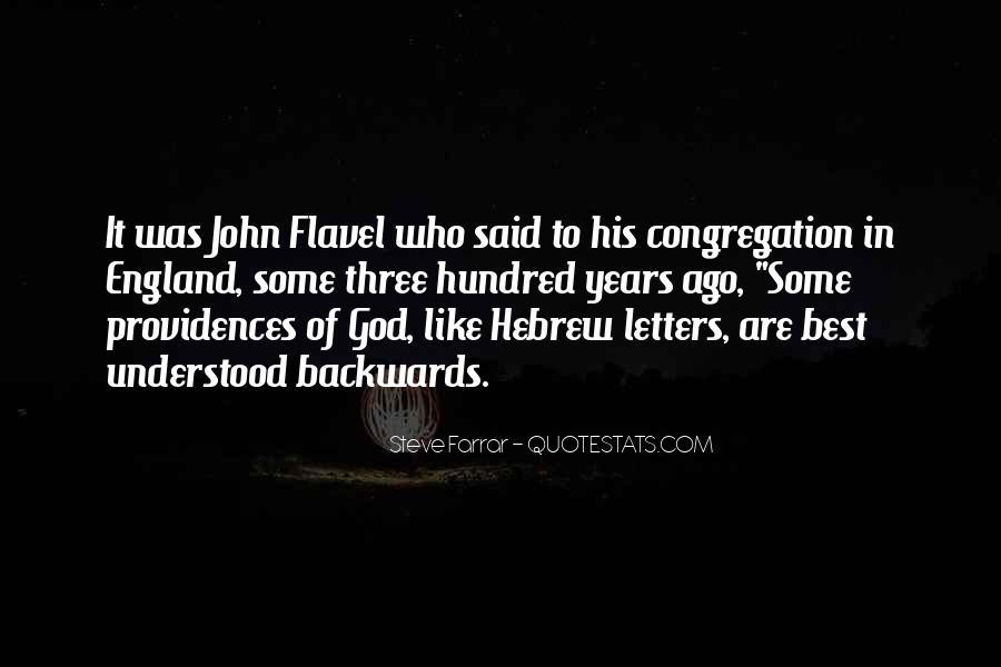 John Flavel Quotes #1016151