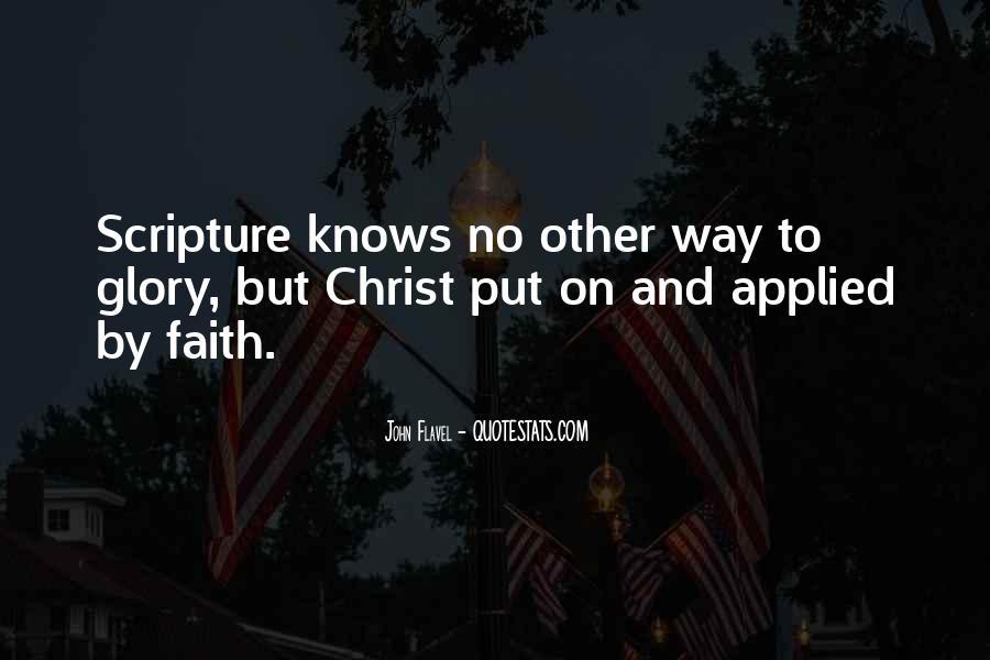 John Flavel Quotes #1270047
