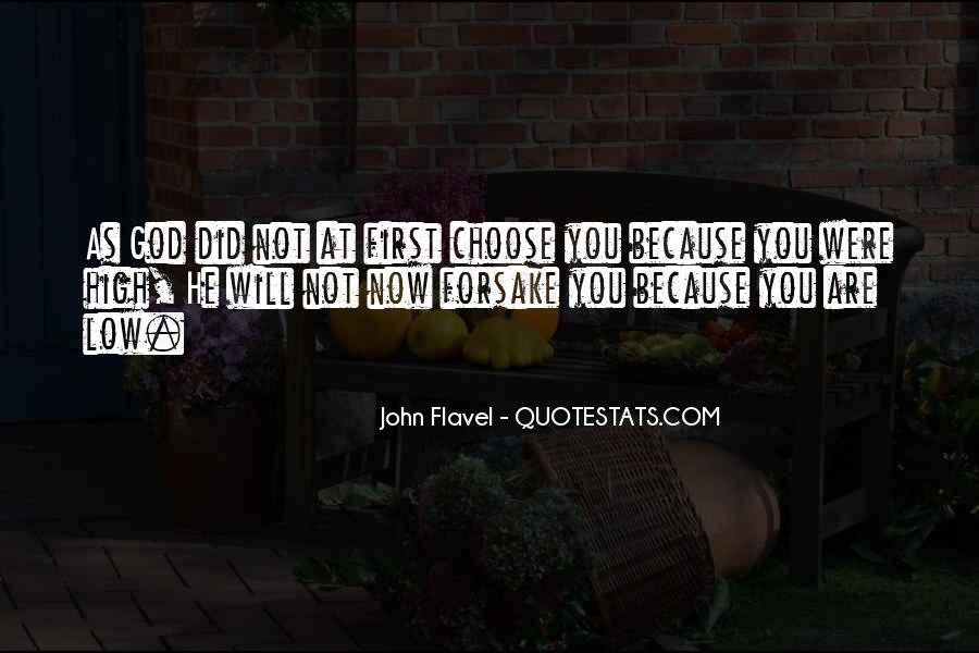 John Flavel Quotes #1672367