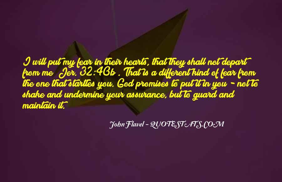 John Flavel Quotes #187770