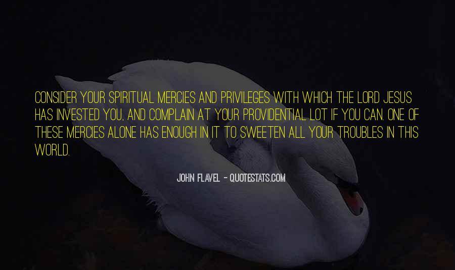 John Flavel Quotes #220952
