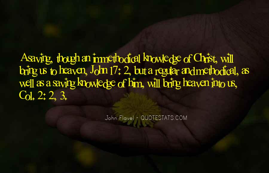 John Flavel Quotes #86514