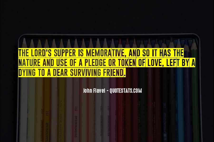 John Flavel Quotes #932726