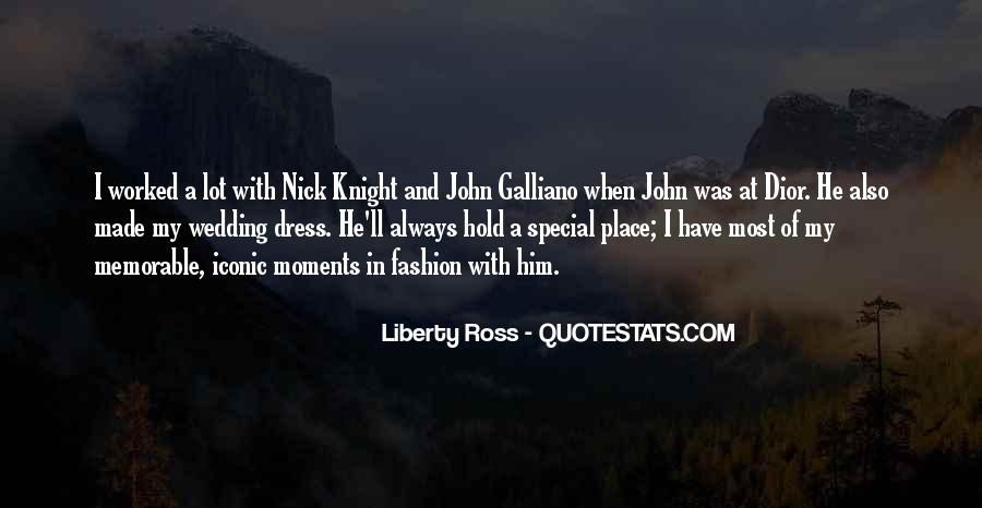 John Galliano Quotes #1030173