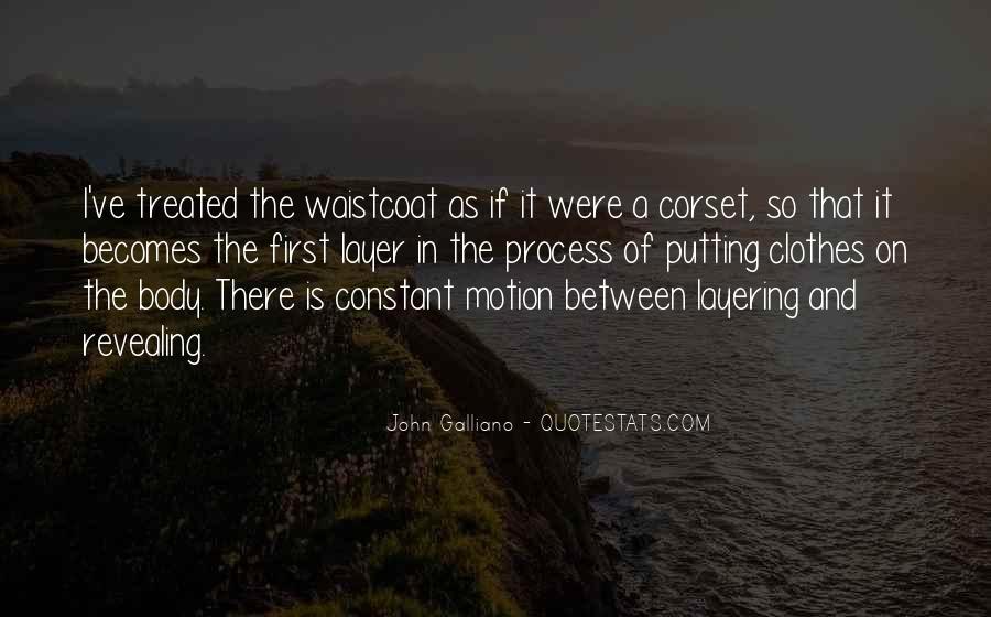John Galliano Quotes #141629