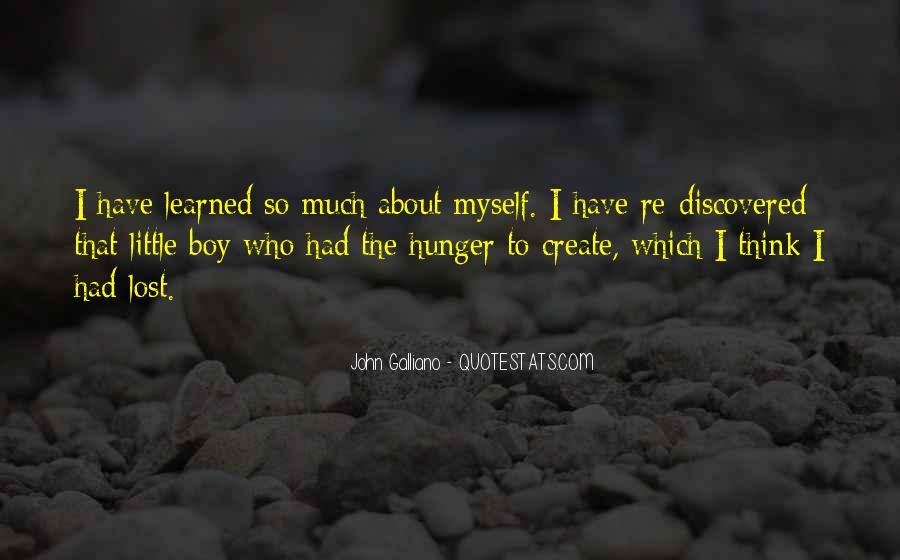 John Galliano Quotes #1672914