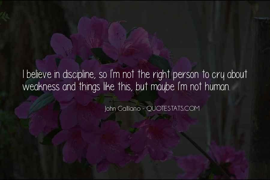 John Galliano Quotes #1687849