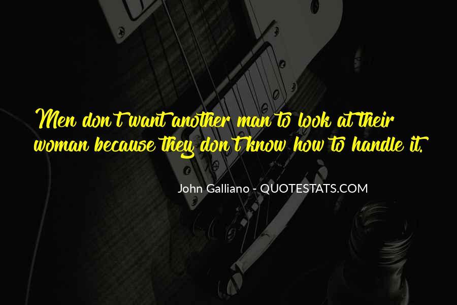 John Galliano Quotes #1855856