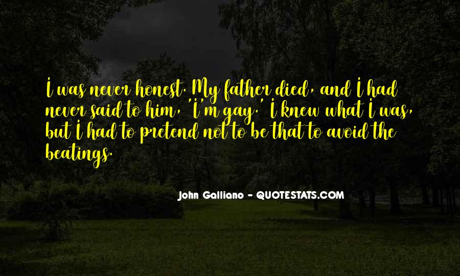 John Galliano Quotes #252338