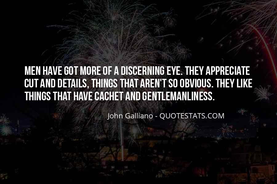 John Galliano Quotes #374535