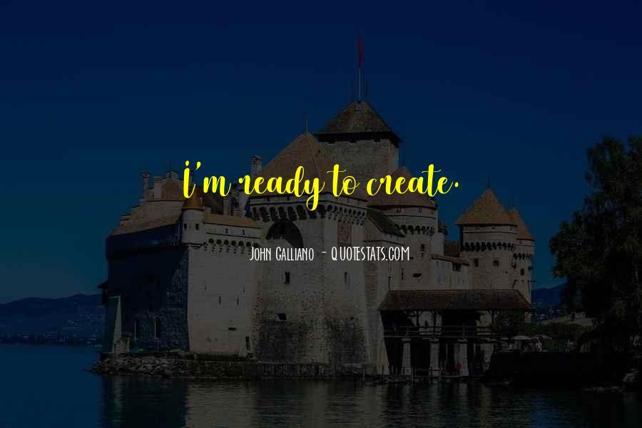 John Galliano Quotes #681650