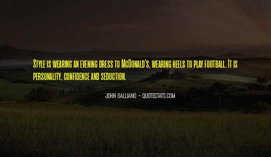 John Galliano Quotes #685360