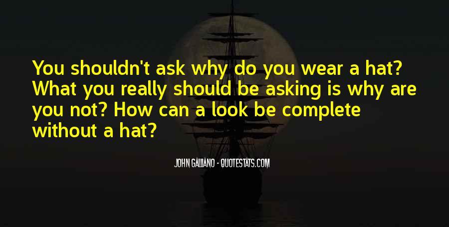 John Galliano Quotes #898270