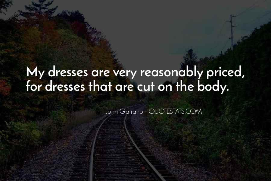 John Galliano Quotes #913001