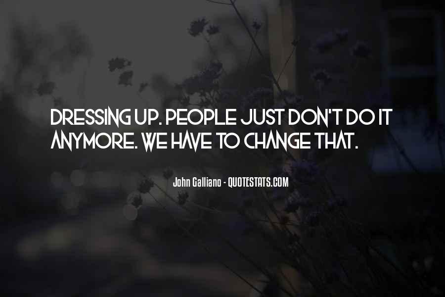 John Galliano Quotes #970337