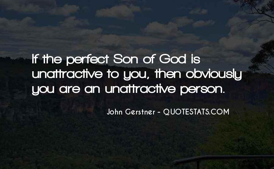 John Gerstner Quotes #302574