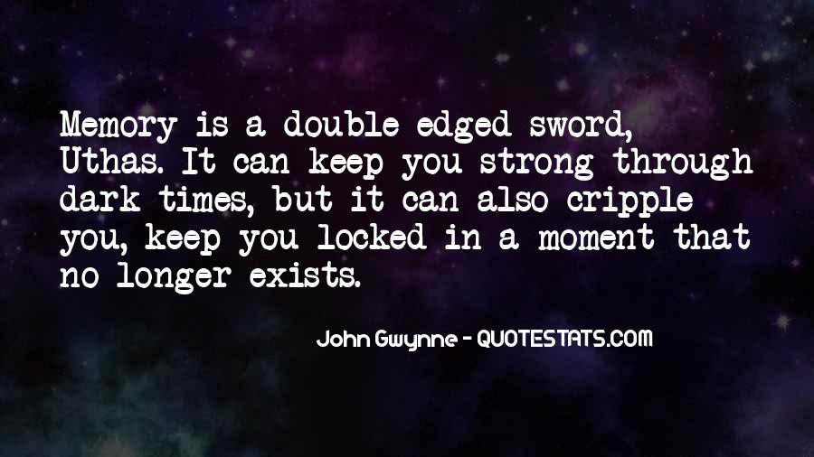 John Gwynne Quotes #1096042