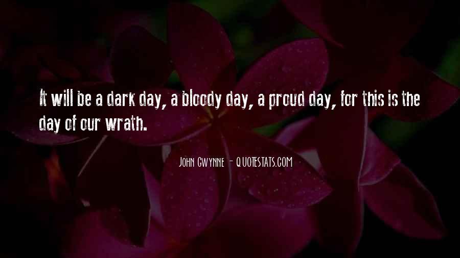 John Gwynne Quotes #1584280