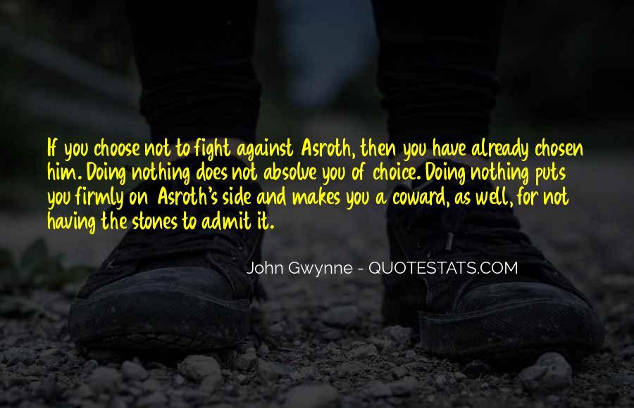 John Gwynne Quotes #1834575