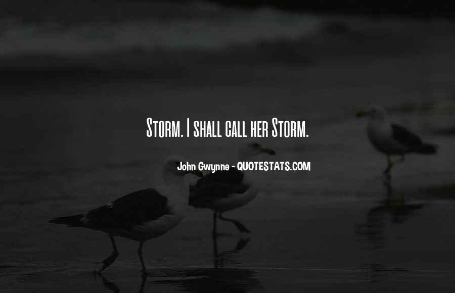 John Gwynne Quotes #189280