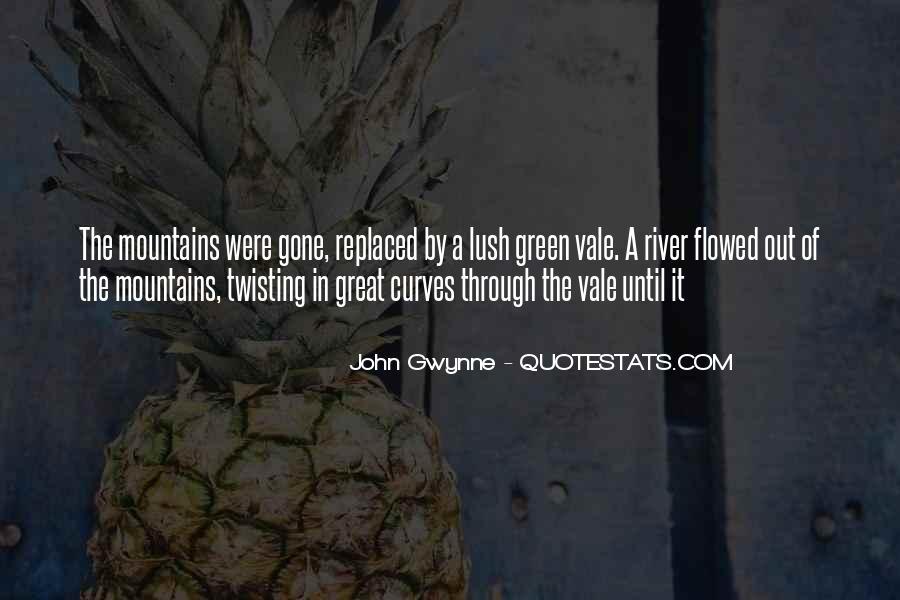 John Gwynne Quotes #99262
