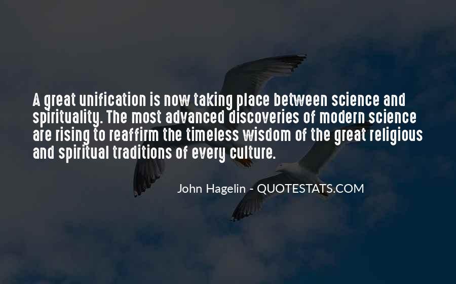 John Hagelin Quotes #321137
