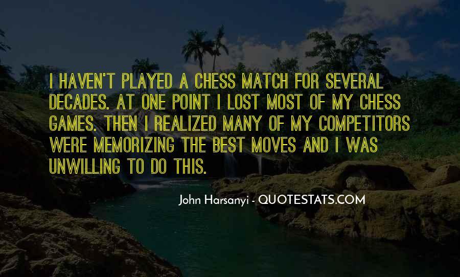 John Harsanyi Quotes #1422315