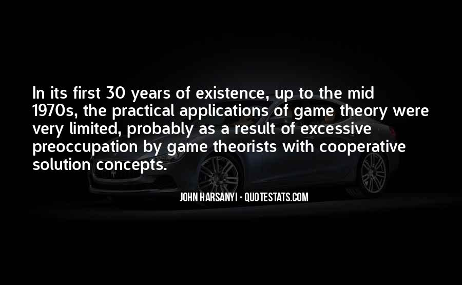 John Harsanyi Quotes #1722274