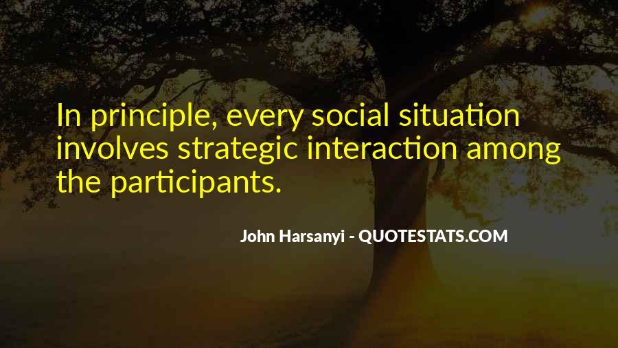 John Harsanyi Quotes #765393
